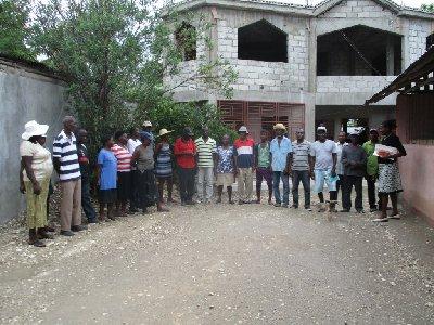 Les paysans de l 39 artibonite et de fonds verrettes en for Acheter une maison en haiti