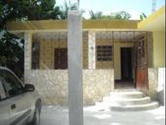 plan de maison haiti